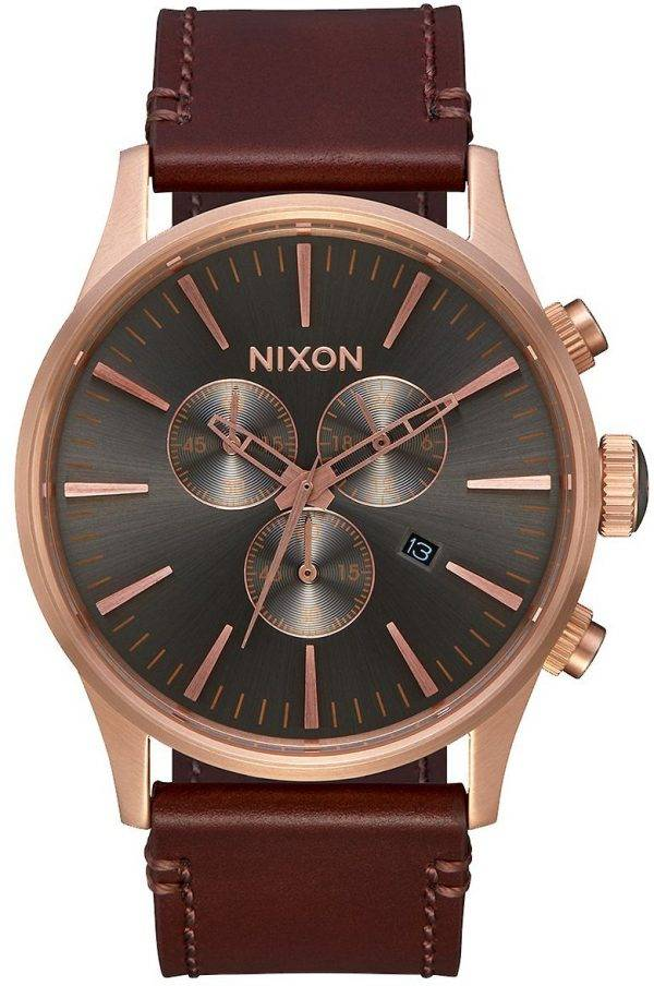 Montre Nixon Sentry Chrono Quartz A405-2001-00 masculin