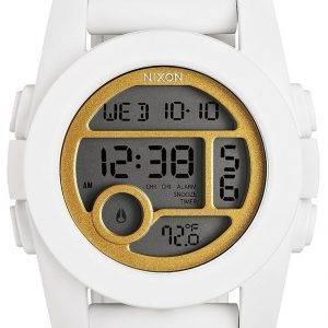 Montre Nixon unité 40 heure double alarme numérique A490-1035-00 féminin
