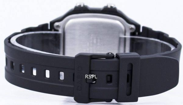 Jeunesse de Casio série illuminateur chronographe alarme AE-1300WH-1AV montre homme