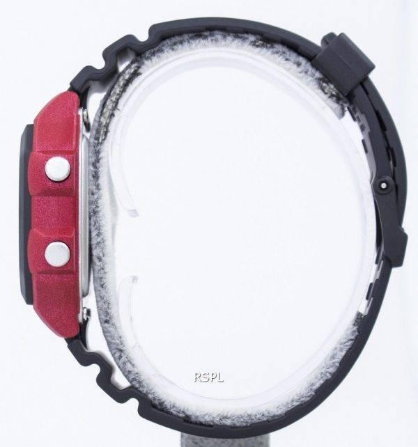 Montre Casio jeunesse série illuminateur chronographe alarme AE-1300WH-4AV hommes