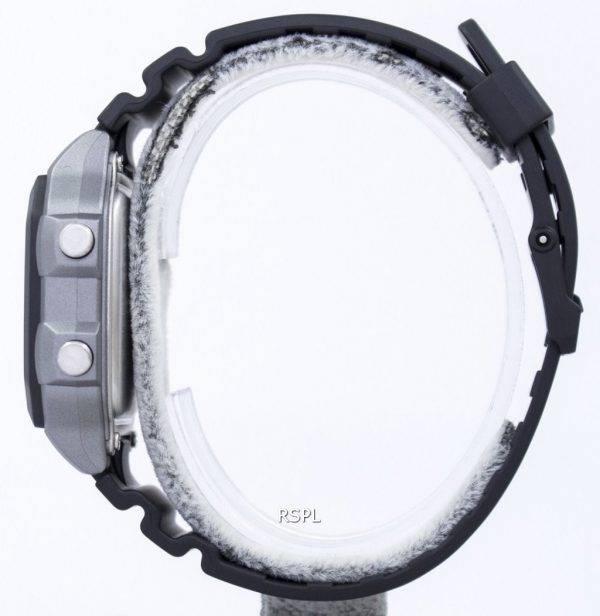 Montre Casio jeunesse série illuminateur chronographe alarme numérique AE-1300WH-8AV masculine