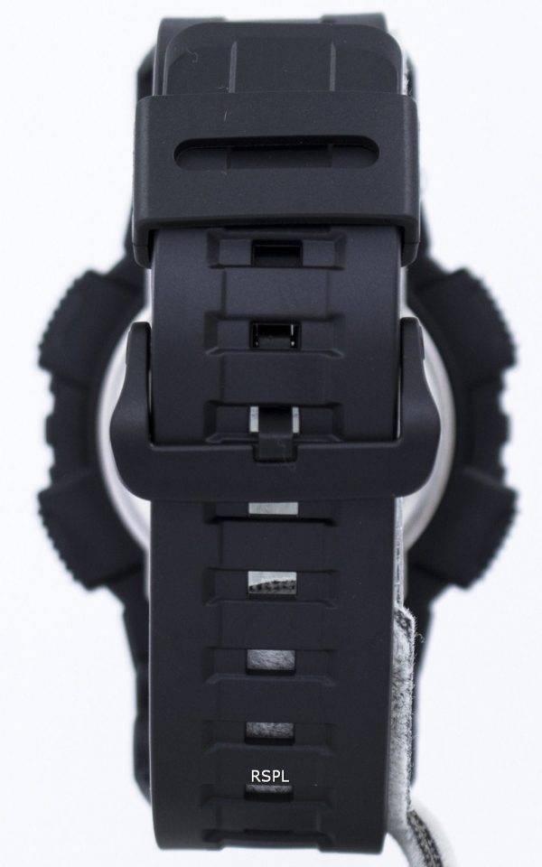 Jeunesse de Casio série fiche 30 monde temps alarme AEQ-110BW-9AV montre homme