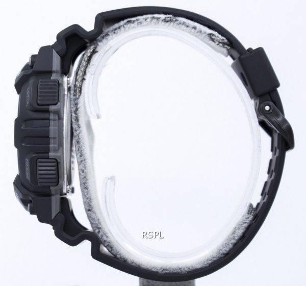 Fiche de Casio 30 monde temps alarme analogique numérique AEQ-110W-1AV montre homme