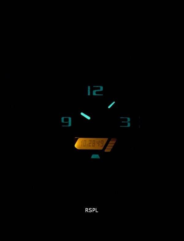 Montre Casio Illuminator alarme solaire dure analogique numérique AQ-S810W-3AV hommes