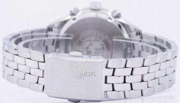 Montre Citizen Eco-Drive chronographe tachymètre AT2140-55E masculine