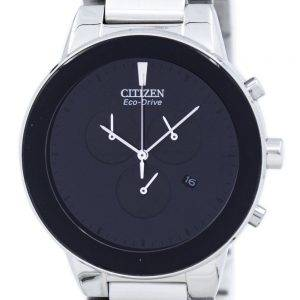 Axiome de Citizen Eco-Drive Chronograph AT2240-51E montre homme