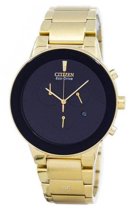 Axiome de Citizen Eco-Drive Chronograph AT2242-55E montre homme