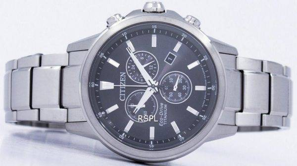 Montre Citizen Eco-Drive Titanium Chronograph AT2340-81F masculine