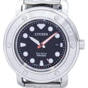 Citizen Eco-bricolage 200M AW1530-65F montre homme