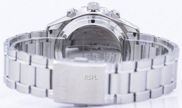 Le citoyen Direct vol Eco-Drive Chronograph mondiale temps Japon a BY0130-51E montre homme