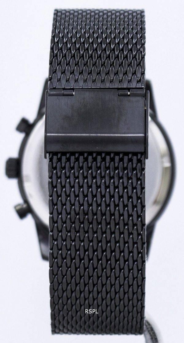 Montre Citizen Eco-Drive chronographe tachymètre CA0338-57F masculine