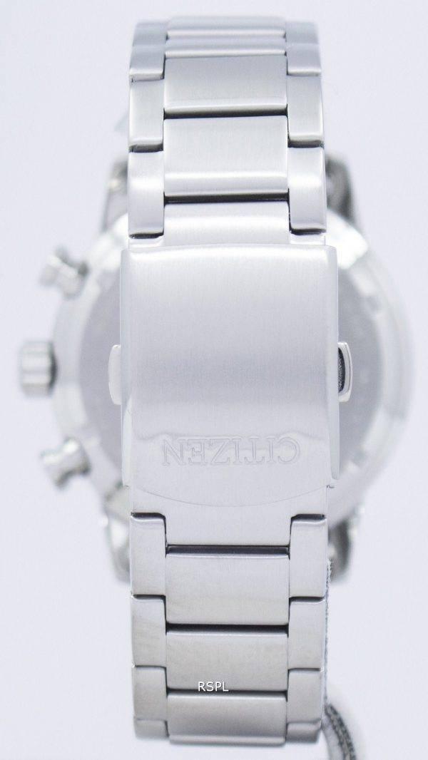 Citizen Eco-Drive Chronograph CA0610 - 52L montre homme