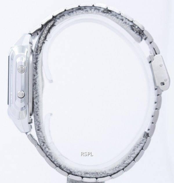 Casio Data Bank Illuminator heure double alarme numérique DB-360-1 a montre homme