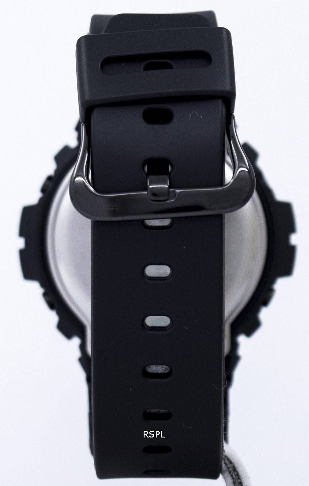 Casio G Shock antichoc Multi alarme numérique DW 6900BB 1  ptqUz