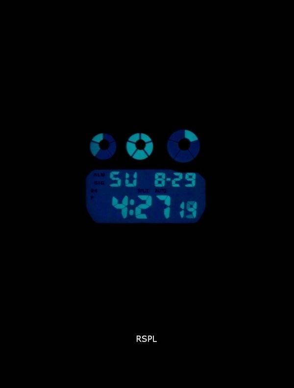 Casio G-Shock alarme anti-choc numérique DW-6900BBN-1 montre homme
