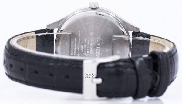Montre Citizen Quartz diamant Accent ED8160-09 a féminin