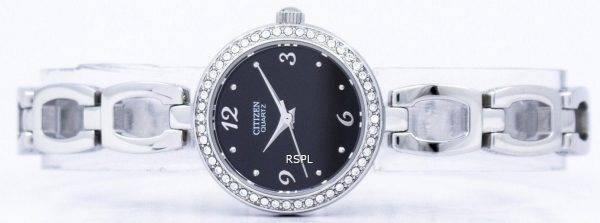 Montre Citizen Quartz diamant Accent EJ6070-51F féminin