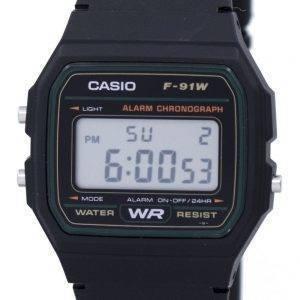 Casio Classic Sport Chronograph F-91W-3SDG F-91W-3 hommes montre