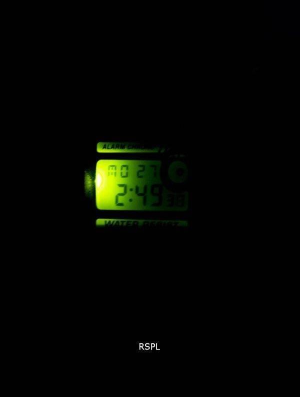 Montre Casio Chrono alarme numérique F-94WA-9 hommes