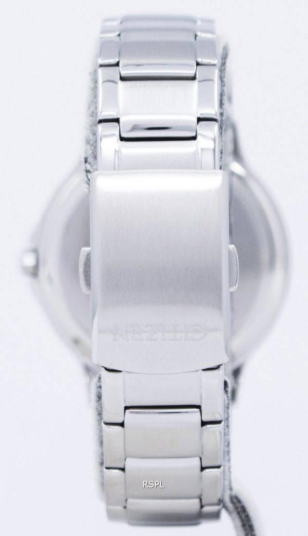 Montre Citizen Eco-Drive diamant Accent FD2030-51F féminin