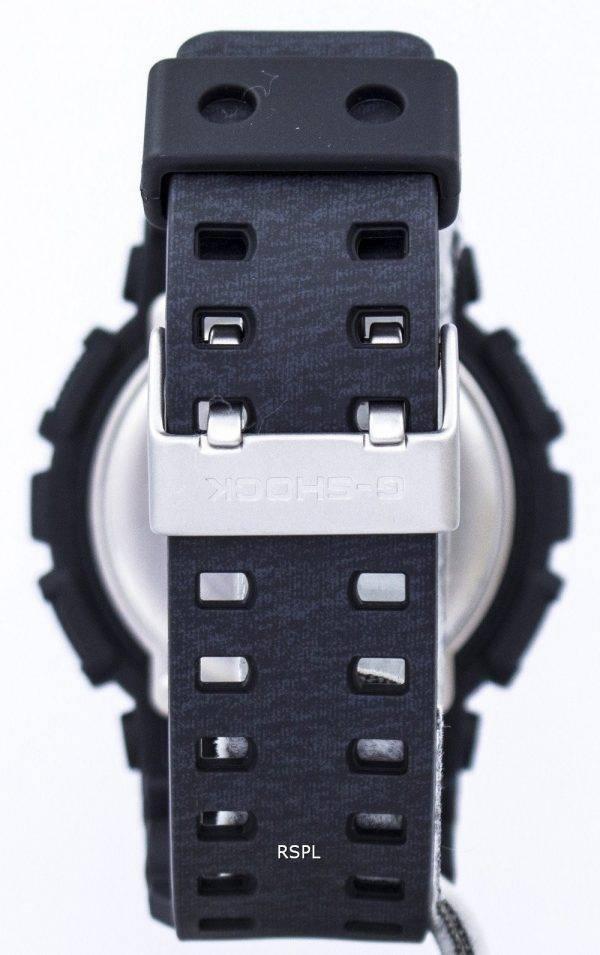 Casio G-Shock Heather couleurs série résistant aux chocs analogique numérique GA-110HT-1 a montre homme