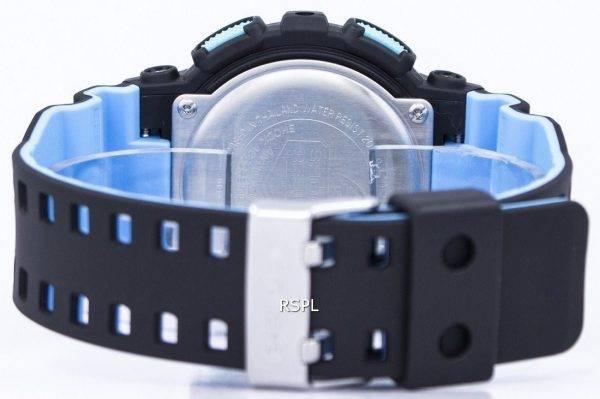 Casio G-Shock monde résistant aux chocs heure alarme analogique numérique GA-110LN-1 a montre homme