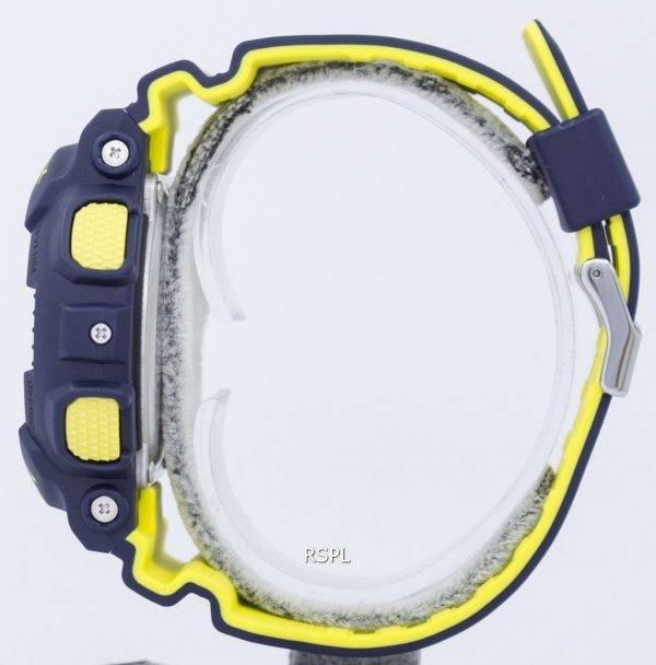 Casio G-Shock couleur spéciale résistant aux chocs analogique numérique GA-110LN-2 a montre homme