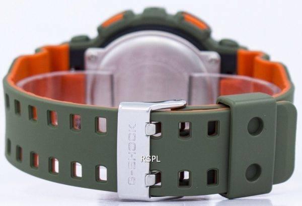 Casio G-Shock résistant aux chocs Analog Digital 200M GA-110LN-3 a montre homme