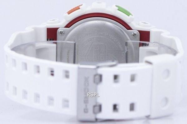 Casio G-Shock résistant aux chocs Analog Digital 200M GA-110MC-7 a montre homme