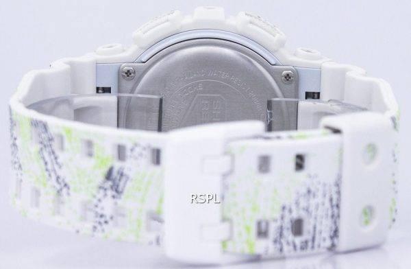Casio G-Shock Sport résistant aux chocs monde temps analogique numérique GA-110TX-7 a montre homme