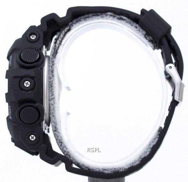 Analogique numérique Casio G-Shock 200M GA-710-1 a 2 montre homme