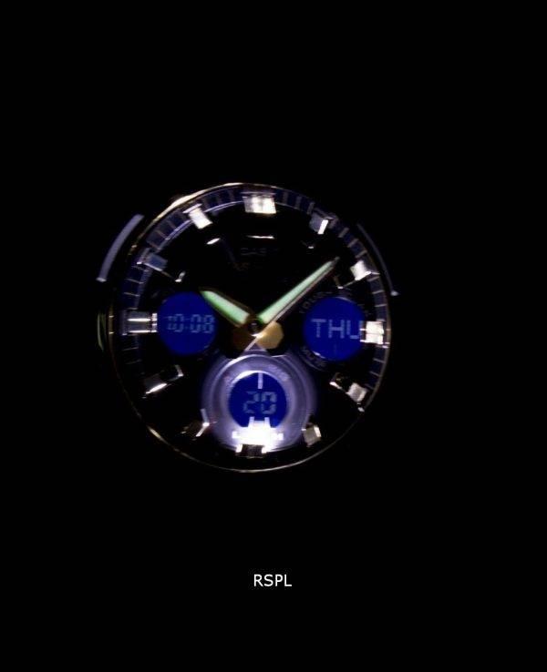Casio G-Shock Tough Solar alarme résistant aux chocs gaz-100G-1 a montre homme