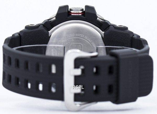 Casio G-Shock MUDMASTER Twin Sensor 200M GG-1000-1 a montre homme