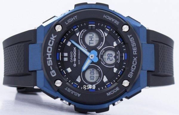 Montre Casio G-Shock Tough Solar alarme résistant aux chocs TPS-S300G-1 a 2 masculine