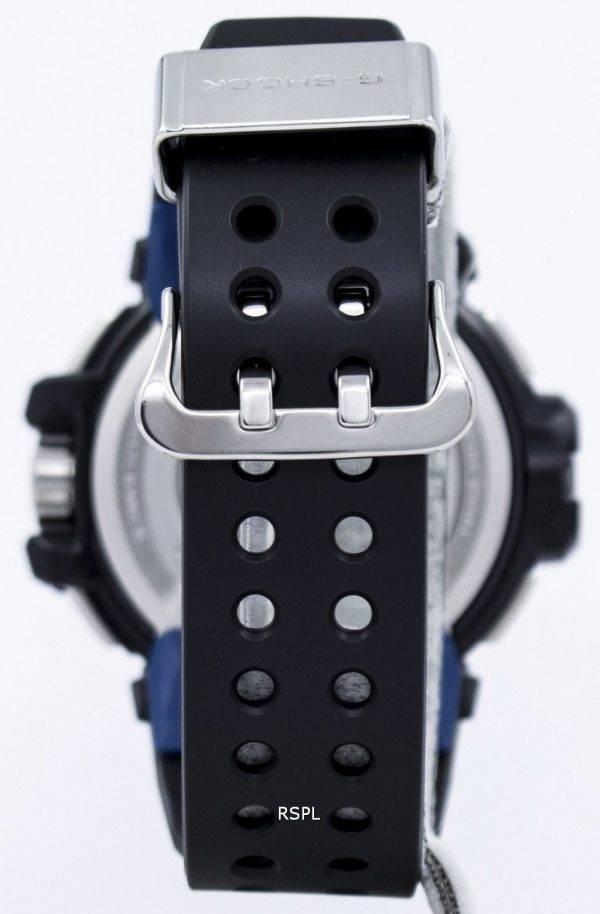 Casio G-Shock Gulfmaster Quad capteur résistant aux chocs Tough Solar GWN-Q1000-1 a montre homme