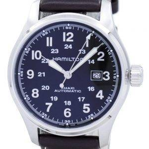 Montre Hamilton Khaki Field automatique H70625533 masculin