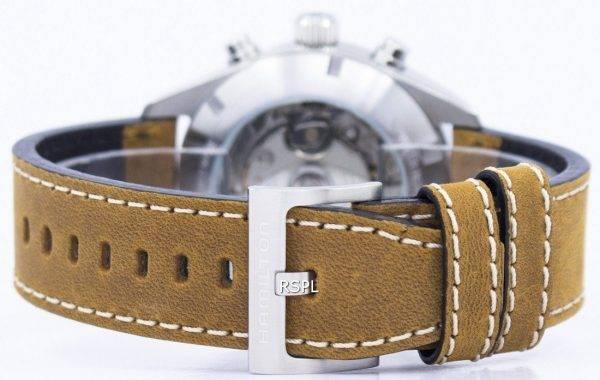 Montre Hamilton Khaki Field chronographe automatique H71616535 masculin