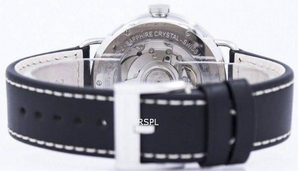 Hamilton kaki marine Pioneer petit H78415733 deuxième automatique montre homme