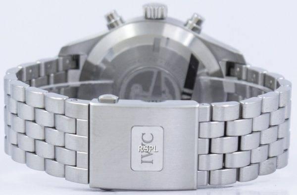 Montre chronographe automatique IW377710 masculin IWC Pilot