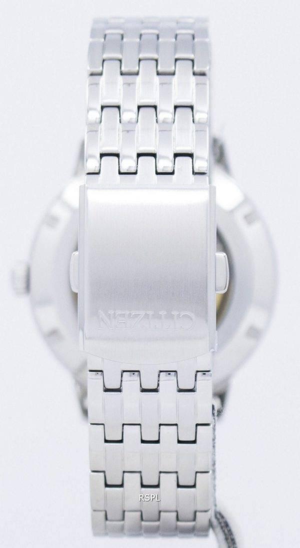 Le Citizen automatique Japon a NJ0080-50E montre homme