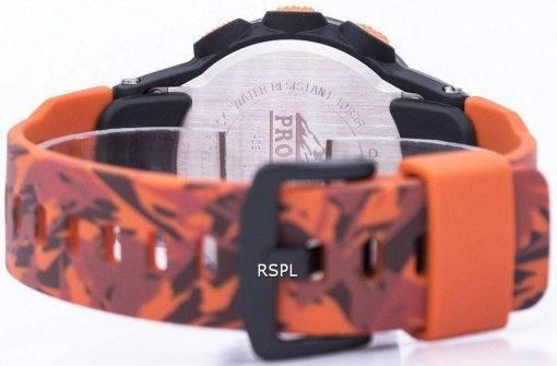Montre Casio Protrek Tough Solar Triple capteur numérique PRG-300CM-4 hommes