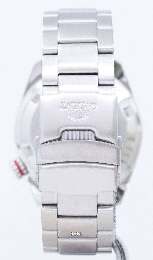 Orient Bravo M-Force Power Reserve SEL0A002D0 automatique montre homme