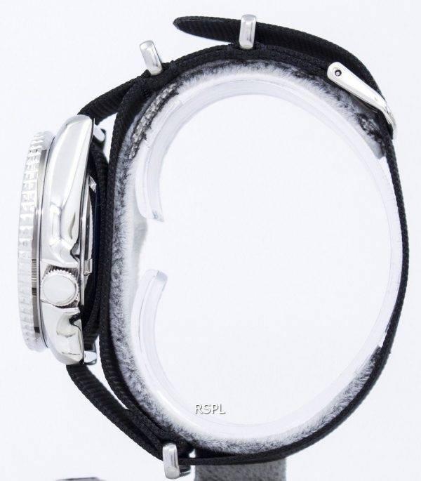 Montre 200M NATO bracelet SKX011J1-NATO4 masculin automatique Seiko Diver