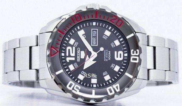 Montre Seiko 5 Sports automatique SRPB35 SRPB35K1 SRPB35K hommes