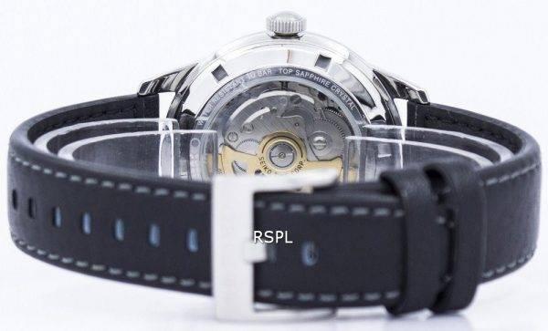 Presage de Seiko automatique Japon fait SRPB67 SRPB67J1 SRPB67J montre homme