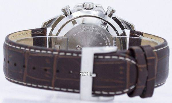 Montre Seiko chronographe Quartz tachymètre SSB263 SSB263P1 SSB263P hommes