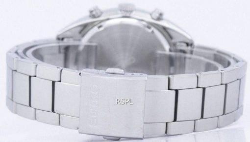 Montre Seiko solaire chronographe tachymètre SSC621 SSC621P1 SSC621P hommes