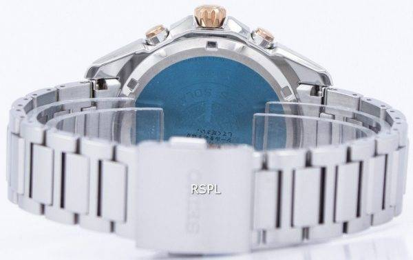 Montre Seiko Astron GPS calendrier perpétuel solaire SSE151 SSE151J1 SSE151J hommes