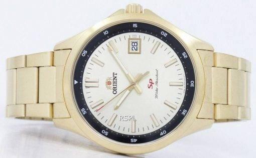 Le Japon Quartz sportive Orient a SSQ00001C0 montre homme