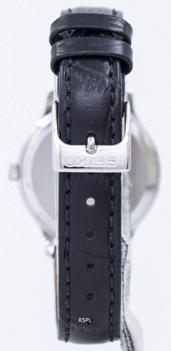 Montre Seiko classique Quartz SUR703 SUR703P1 SUR703P féminin